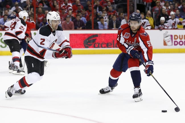Washington Capitals vs. New Jersey Devils - 11/14/14 NHL Pick, Odds, and Prediction