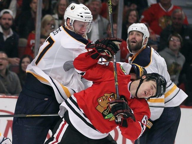 Sabres vs. Blackhawks - 4/3/15 NHL Pick, Odds, and Prediction