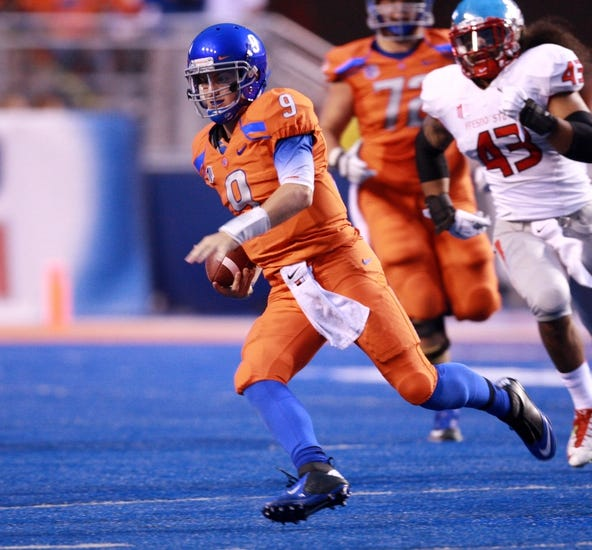 New Mexico Lobos vs. Boise State Broncos - 11/8/14 College Football Pick, Odds, and Prediction