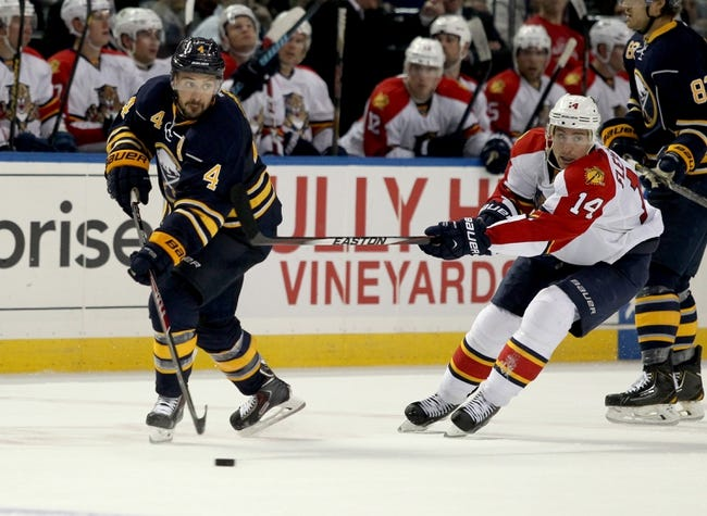 Panthers vs. Sabres - 12/6/14 NHL Pick, Odds, and Prediction