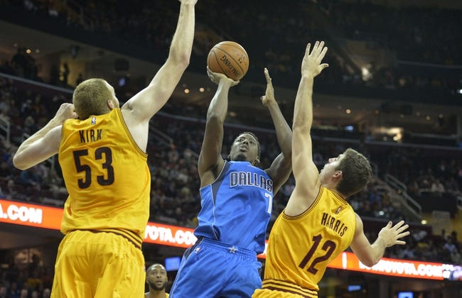 Cavaliers vs. Mavericks - 1/4/15 NBA Pick, Odds, and Prediction