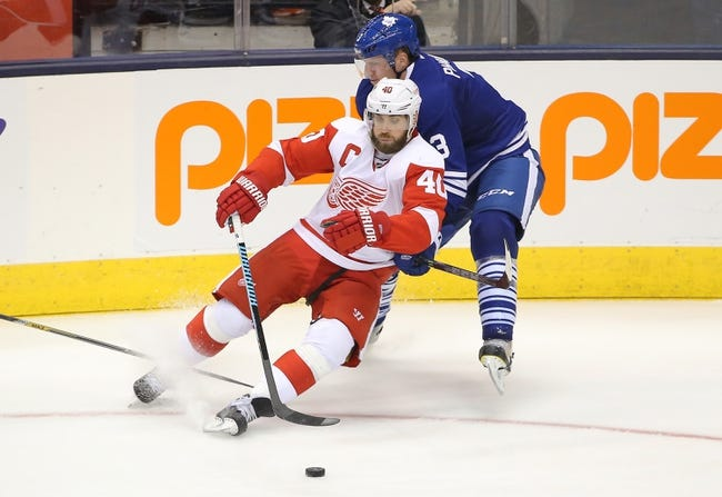 Detroit Red Wings vs. Toronto Maple Leafs - 10/18/14 NHL Pick, Odds, Prediction
