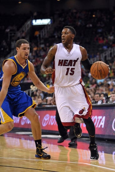 Miami Heat vs. Golden State Warriors - 11/25/14 NBA Pick, Odds, and Prediction