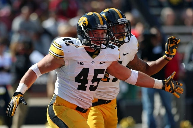 Tennessee vs. Iowa - 1/2/15 Taxslayer Bowl Pick, Odds, and Prediction