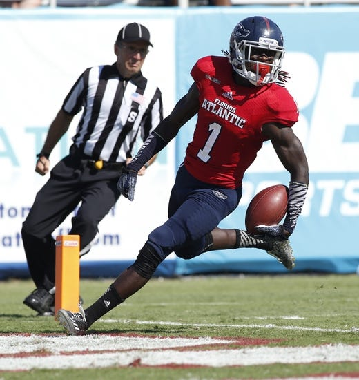 CFB | Old Dominion Monarchs (5-6) at Florida Atlantic Owls (3-8)