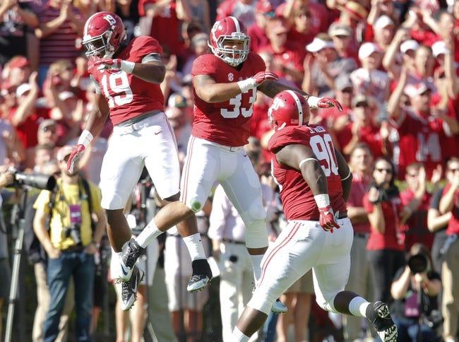 Alabama vs. Missouri - 12/6/14 SEC Championship College Football Pick, Odds, and Prediction