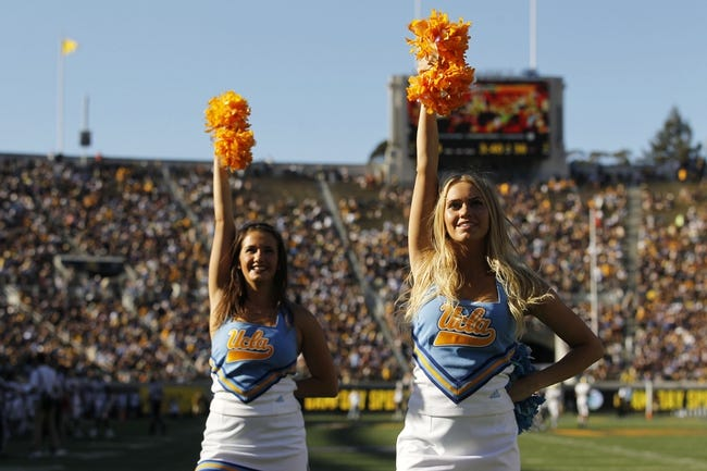 UCLA vs. Arizona - 11/1/14 College Football Pick, Odds, and Prediction