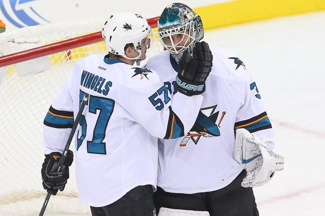 San Jose Sharks vs. New Jersey Devils - 1/19/15 NHL Pick, Odds, and Prediction