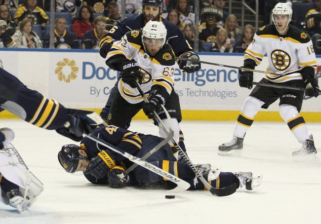 Buffalo Sabres vs. Boston Bruins - 10/30/14 NHL Pick, Odds, and Prediction