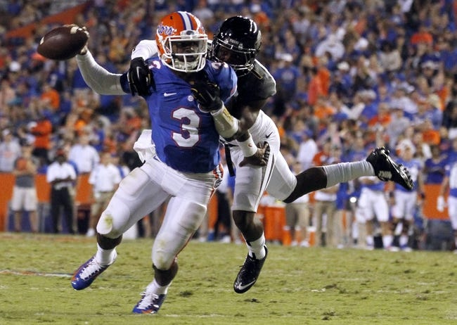 Vanderbilt vs. Florida - 11/8/14 College Football Pick, Odds, and Prediction