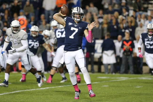 BYU Cougars vs. UNLV Rebels - 11/15/14 College Football Pick, Odds, and Prediction