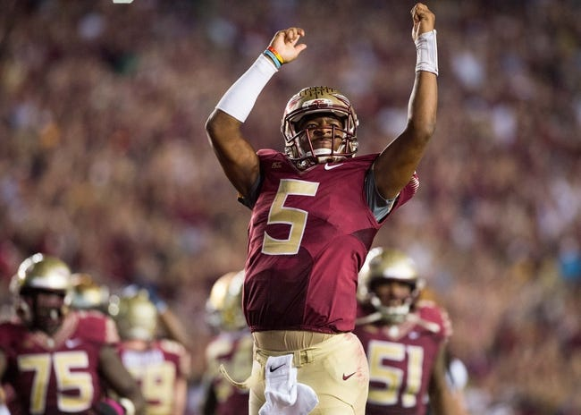 Florida State at Louisville - 10/30/14 College Football Pick, Odds, and Prediction