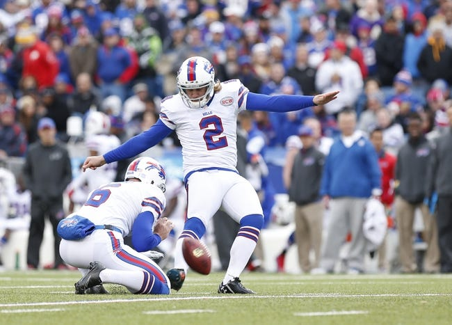 Top Ten Longest Field Goals of the 2014 NFL Season