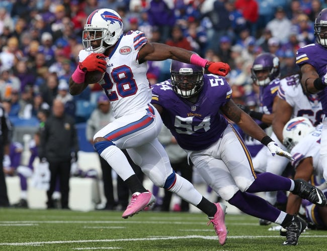 NFL News: Player News and Updates for 12/16/14