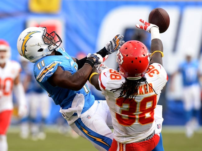 NFL | San Diego Chargers (9-6) at Kansas City Chiefs (8-7)