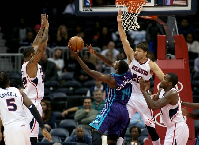 Hornets vs. Hawks - 11/7/14 NBA Pick, Odds, and Prediction