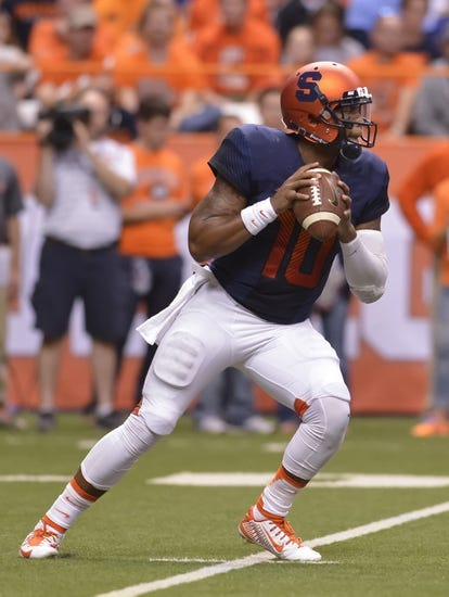 Syracuse vs. Rhode Island - 9/4/15 College Football Pick, Odds, and Prediction