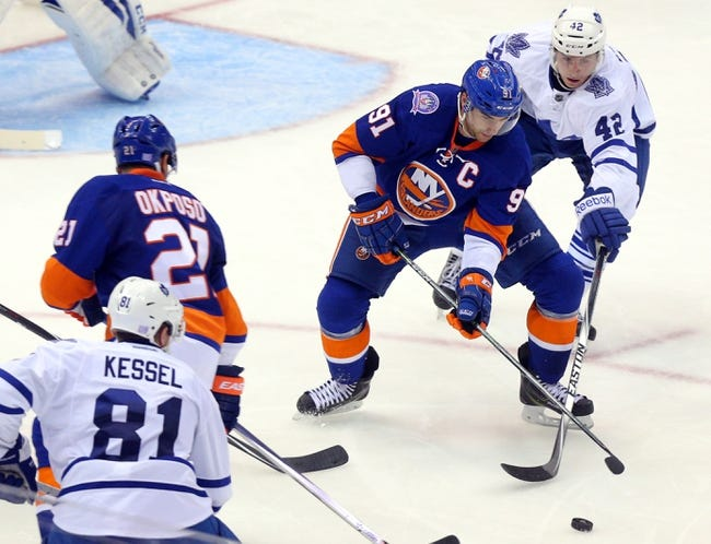 New York Islanders vs. Toronto Maple Leafs - 2/12/15 NHL Pick, Odds, and Prediction