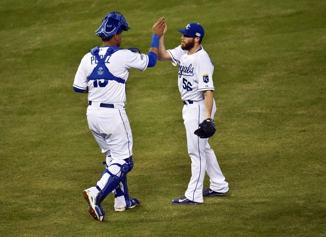 Royals at Giants - 10/24/14 World Series Pick, Odds, Prediction