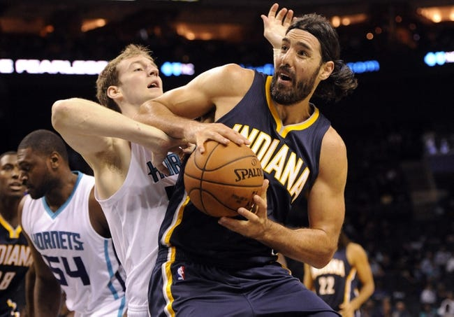 Pacers vs. Hornets - 11/19/14 NBA Pick, Odds, and Prediction