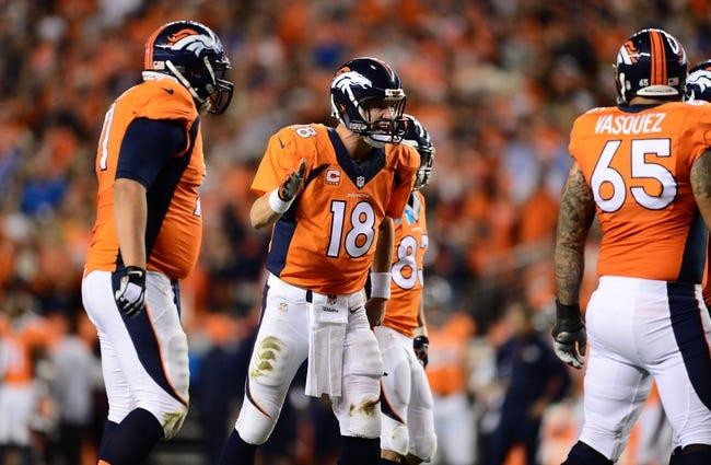 NFL News: NFL Power Rankings For Week 9 As Of 10/28/14