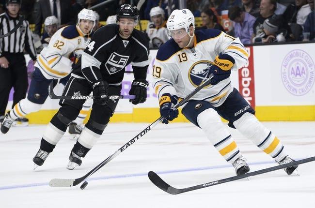 NHL | Los Angeles Kings (14-8-5) at Buffalo Sabres (9-16-2)