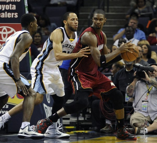 Grizzlies vs. Heat - 12/7/14 NBA Pick, Odds, and Prediction