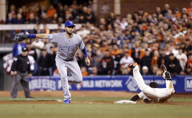 Royals at Giants - 10/25/14 World Series Pick, Odds, Prediction