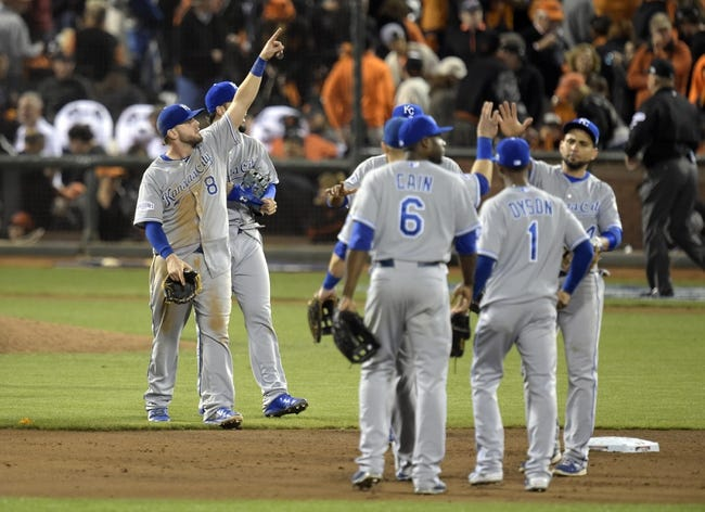 San Francisco Giants vs. Kansas City Royals Pick-Odds-Prediction - 10/25/14