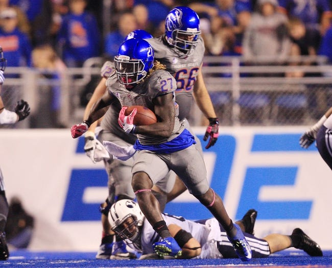 Boise State Broncos vs. San Diego State Aztecs - 11/15/14 College Football Pick, Odds, and Prediction
