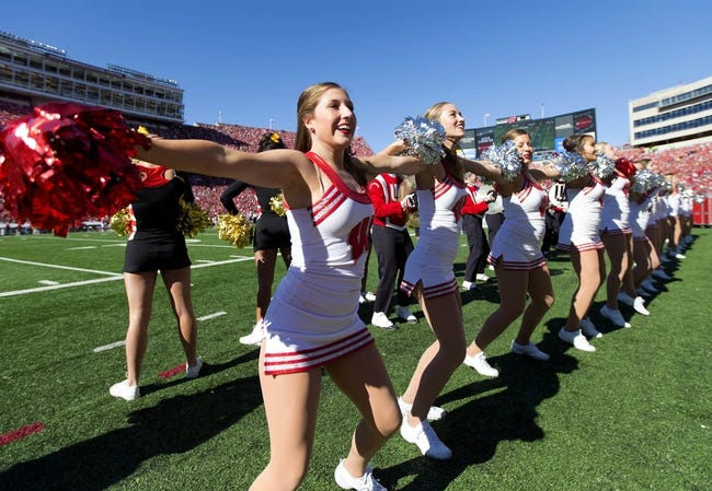 CFB | Wisconsin Badgers (5-2) at Rutgers Scarlet Knights (5-3)