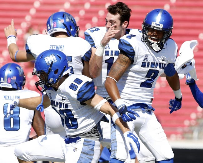 Tulsa at Memphis - 10/31/14 College Football Pick, Odds, and Prediction