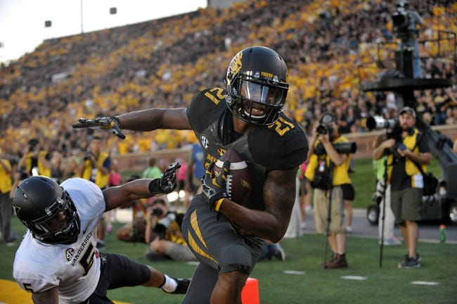 Missouri vs. Kentucky - 11/1/14 College Football Pick, Odds, and Prediction