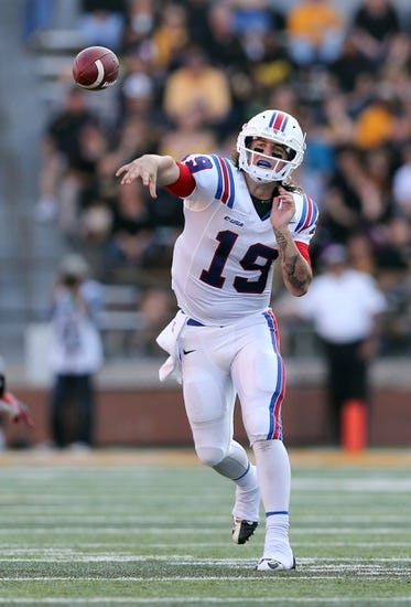 Old Dominion Monarchs vs. Louisiana Tech Bulldogs - 11/22/14 College Football Pick, Odds, and Prediction