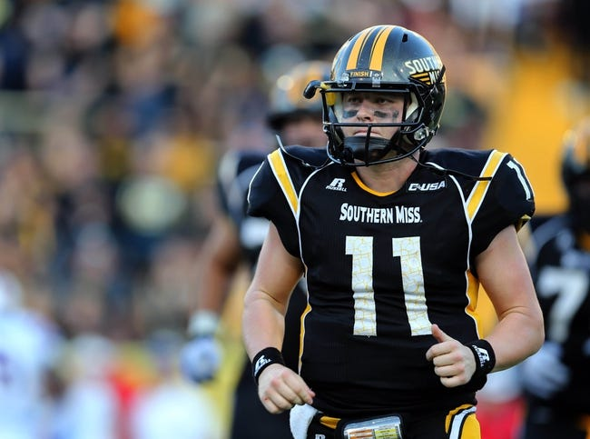 Southern Miss Golden Eagles vs. Marshall Thundering Herd - 11/8/14 College Football Pick, Odds, and Prediction