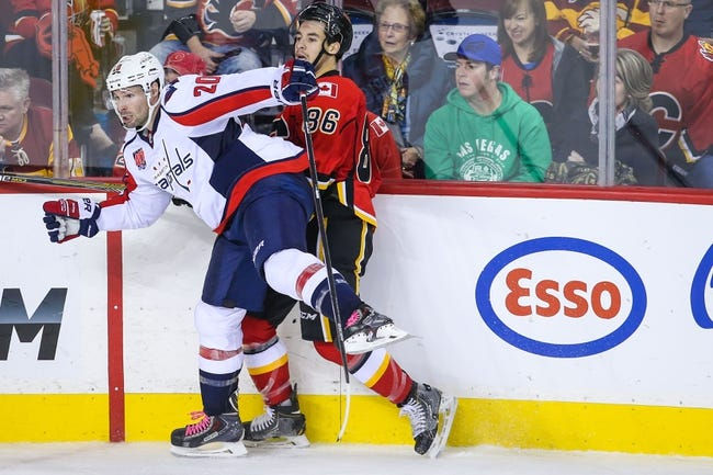Washington Capitals vs. Calgary Flames - 11/4/14 NHL Pick, Odds, and Prediction