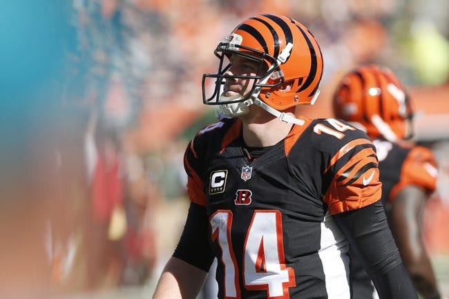 Cincinnati Bengals vs. Jacksonville Jaguars - 11/2/14 NFL Pick, Odds, and Prediction