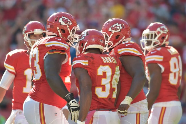 Chiefs vs. Jets - 11/2/14 NFL Pick, Odds, and Prediction