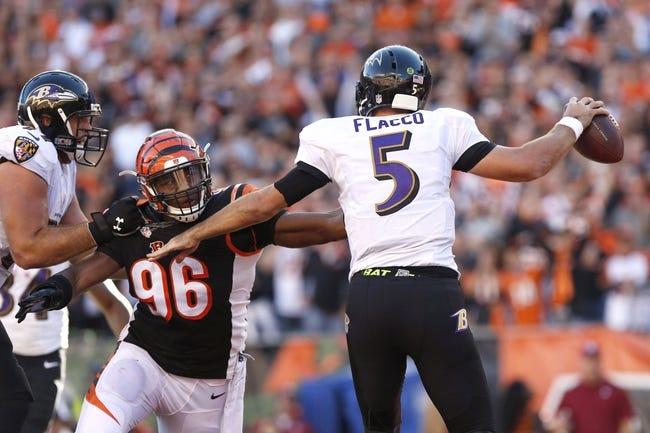 Cincinnati Bengals at Baltimore Ravens - 9/27/15 NFL Pick, Odds, and Prediction