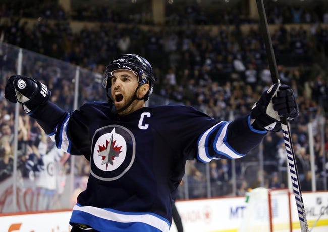 Winnipeg Jets vs. Colorado Avalanche - 12/5/14 NHL Pick, Odds, and Prediction