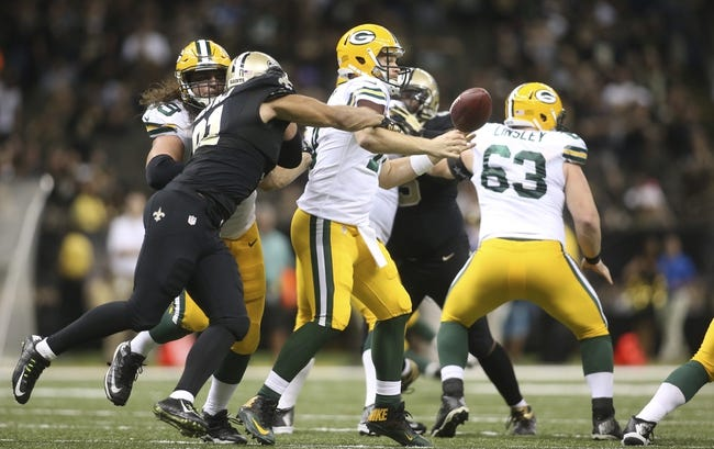 Packers vs. Saints - 9/3/15 NFL Pick, Odds, and Prediction