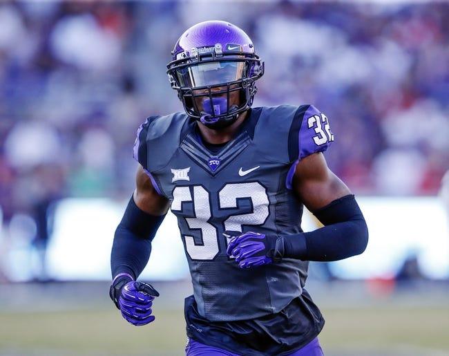 TCU vs. South Dakota State - 9/3/16 College Football Pick, Odds, and Prediction