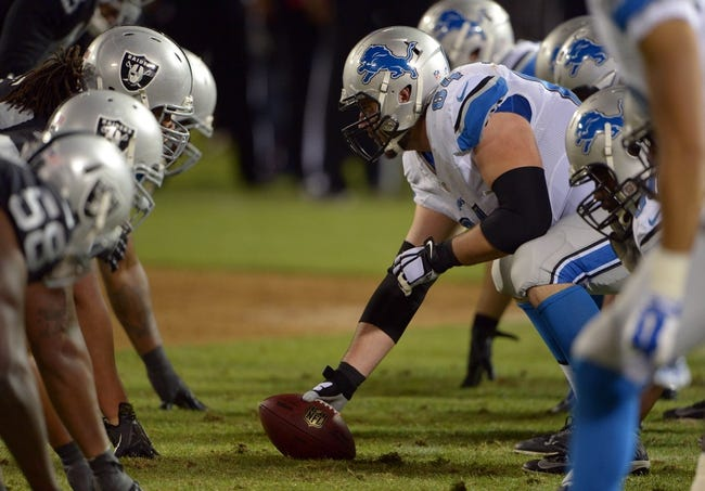 NFL | Oakland Raiders (4-5) at Detroit Lions (2-7)