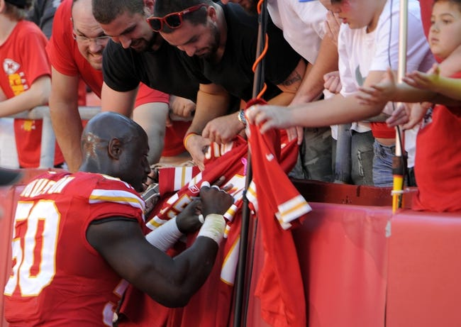 Rams vs. Chiefs - 9/3/15 NFL Pick, Odds, and Prediction