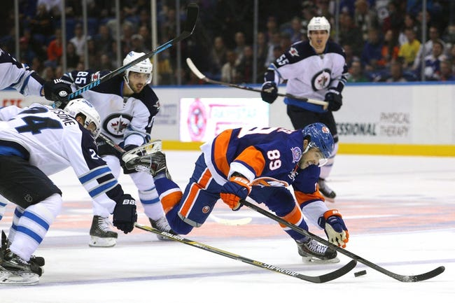 Jets vs. Islanders - 12/31/14 NHL Pick, Odds, and Prediction