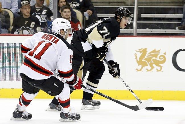 Penguins vs. Devils - 12/2/14 NHL Pick, Odds, and Prediction