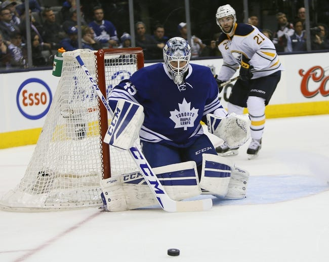 Sabres vs. Maple Leafs - 11/15/14 NHL Pick, Odds, and Prediction