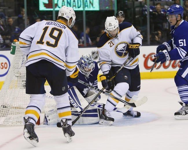 NHL | Toronto Maple Leafs (9-5-2) at Buffalo Sabres (3-13-2)