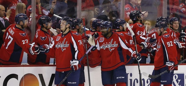 Tampa Bay Lightning vs. Washington Capitals - 11/1/14 NHL Pick, Odds, and Prediction