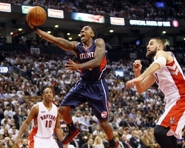 Atlanta Hawks vs. Toronto Raptors - 11/26/14 NBA Pick, Odds, and Prediction